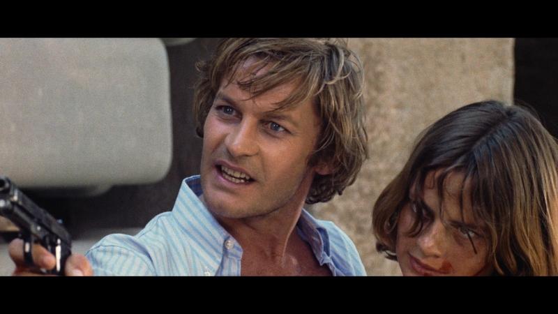 «Зверь с автоматом» (1977) - триллер, криминал. Серджио Греко