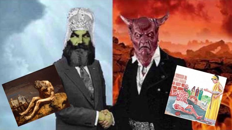 Атеист читает Библию №1 разве Сатана лжец