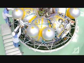 Как РБ «Фрегат» попадает на космодромы?