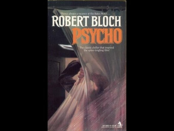 Learn Enlish through story - Psycho -Robert Bloch -Pre Intermediate Level