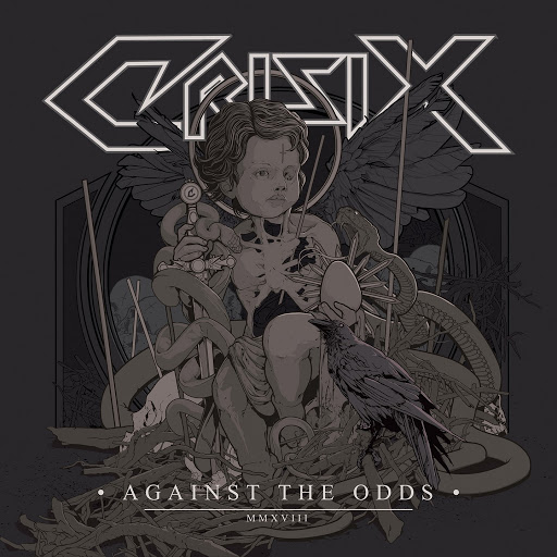 Crisix альбом Against the Odds