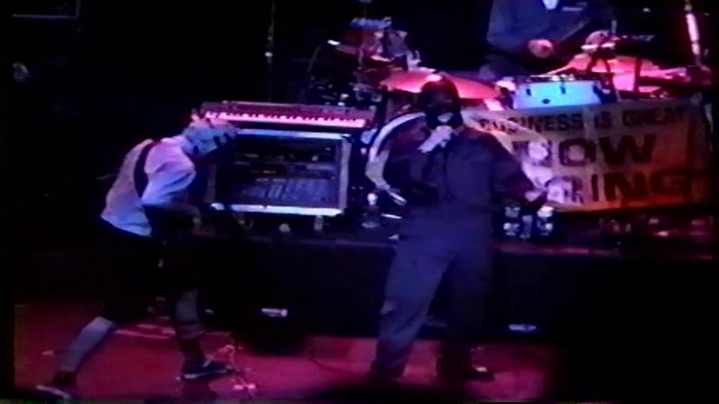 10 Mr. Bungle – Stubb (A Dub) – The Warfield, San Francisco, Ca, Usa - 1992.04.20