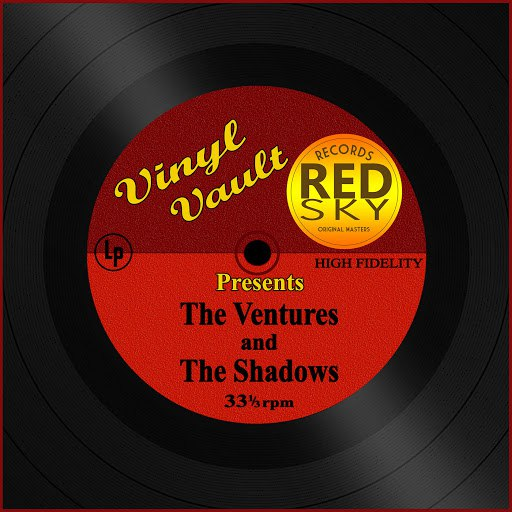 The Ventures альбом Vinyl Vault Presents The Ventures and The Shadows
