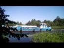 НовоЛадожский канал и восьми ствольная Липа в Цвету.