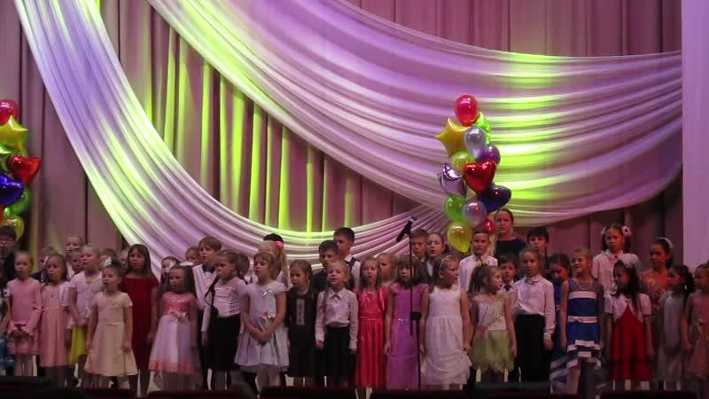 Музыкальная школа! Праздник - посвящение в первоклассники!