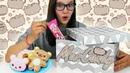 Новая Коробочка Вкусняшек Из Японии / Японские Сладости