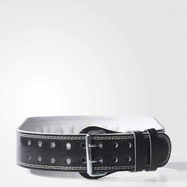 Атлетический пояс Leather Small-Medium