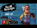 Hello Neighbor Teaser _ iOS - PS4 - Switch - Android