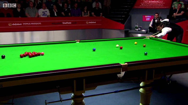 Runner-up but The Best - O'Sullivan's Exhibition During Worlds 2014 【BBC,720p HD】
