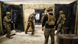 Recon Marines Close Quarters Tactics Drills Room Clearing
