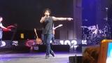 Fabrizio Moro live @Brescia, Parole rumori e giorni