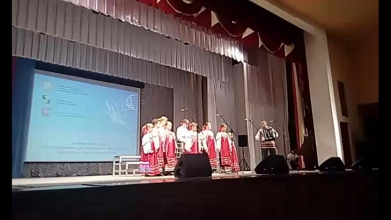 Отборочный тур Покровского фестиваля