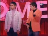 Comedy club (80) - Юлий Цезарь и Марк Антоний