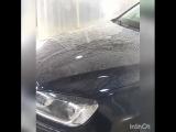 Volkswagen Touareg гидрофобный эффект от 9Н
