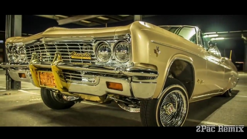 50 Cent Hot Nigga feat 2Pac G Unit Game 2018 NEW 64 Chevy Impala Music Video