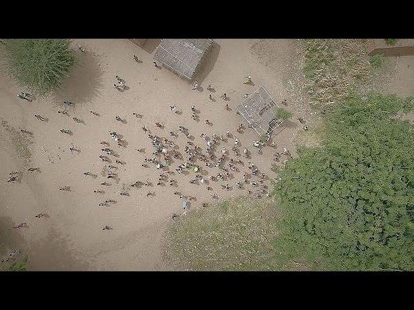 В Малави для спасения людей запускают дроны