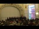 IV Пасхальный фестиваль ПСТГУ Хор КДС Коломенской духовной семинарии