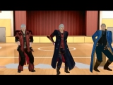 【Devil May Cry 4 х MMD】STEP 【Dante, Nero, Vergil】