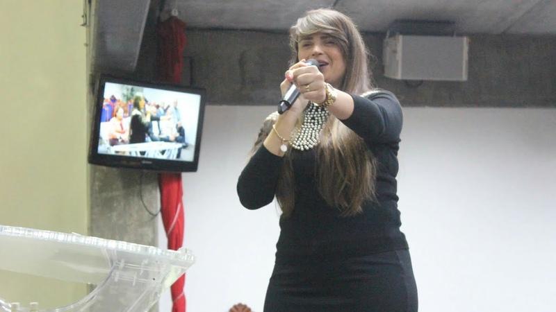 18ª Noite Pentecostes 2018 / Ministração Miss. Priscila Faria