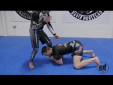SIMPLE TAKEDOWN FOR WHITE BELTS_ Gi and Nogi