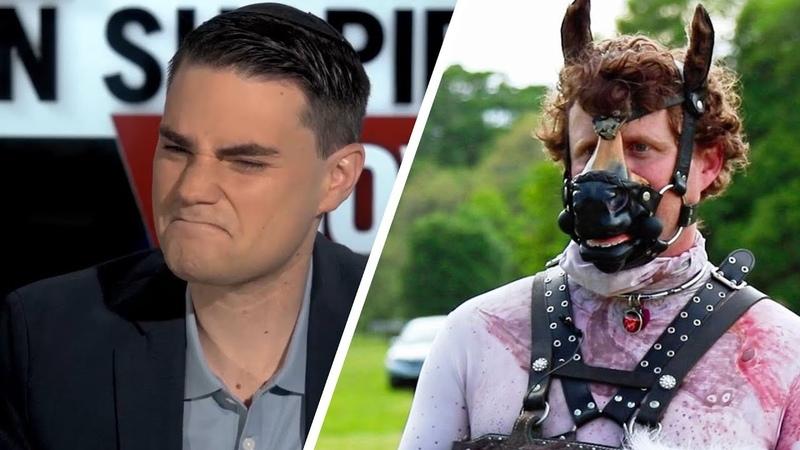 Shapiro Melts Down Over Ponying Trend