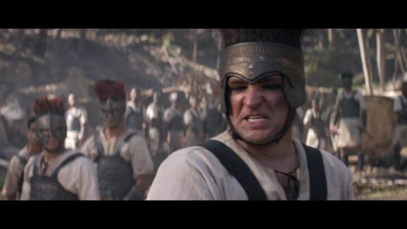 Самсон (2018). Первая схватка Самсона с филистимлянами