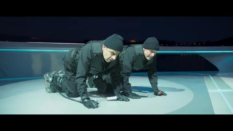 Фильм Агент Джонни Инглиш 3.0 (Роуэн Аткинсон / Бен Миллер, 2018)