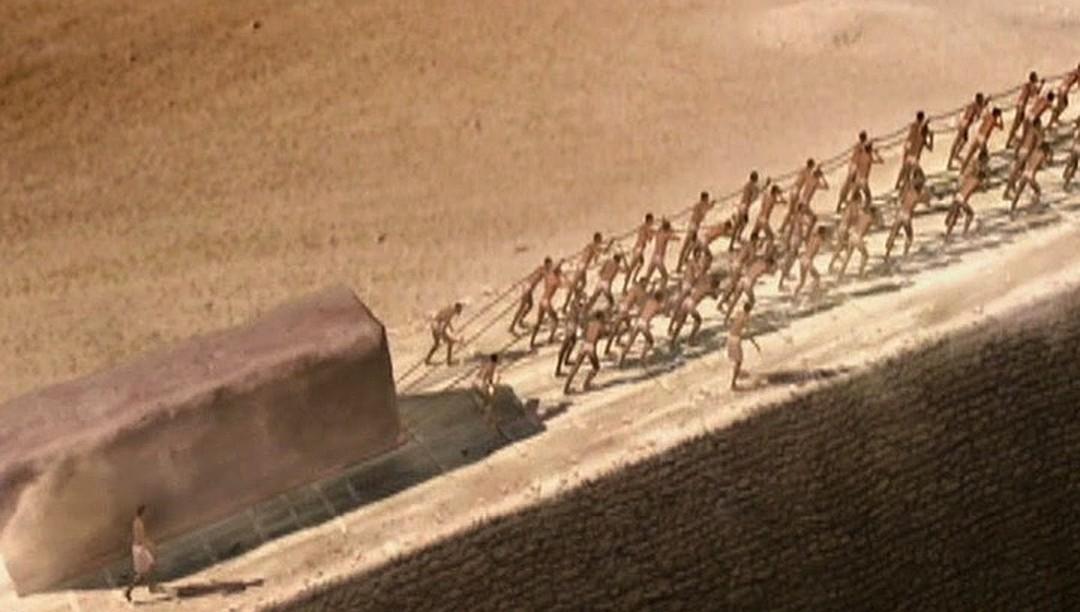 Секрет строительства египетских пирамид раскрыт полностью