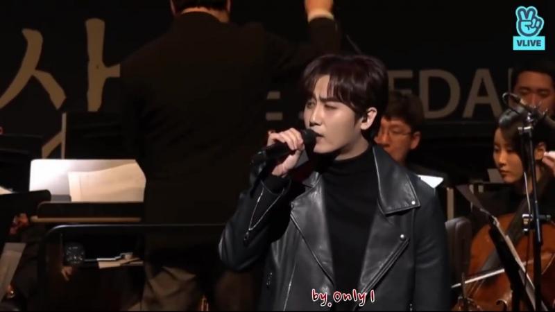 허영생(Heo Young Saeng)-이데일리문화대상 LIVE 올슉업♬Jailhouse Rock Cmon Everybody - 18.01.23