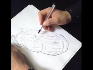 Sketch tutorial by Roman Ignatowski