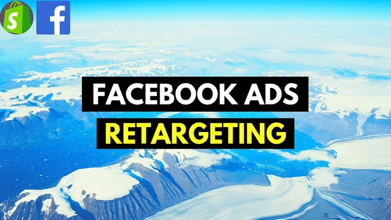 TURN $5 INTO $1000! Facebook Retargeting Ads Like A Pro with Shopify Dropshipping