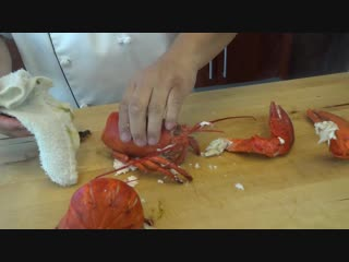 EXTREMELY GRAPHIC_ Maine Lobster Roll (Japanese Inspired) _ How To Make