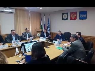 Сейчас в STR.RU. Волейбол в Стерлитамаке. Пресс-конференция с участием В.И.Куликова и руководства ВК