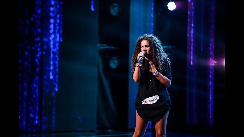 Celine Dion I Surrender Vezi cum cântă Bianca Moccia la X Factor