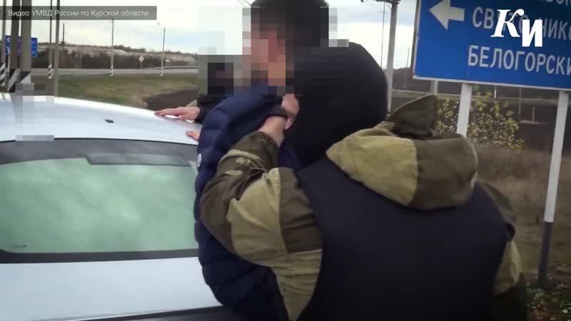 В Курской области задержали очередного криминального авторитета