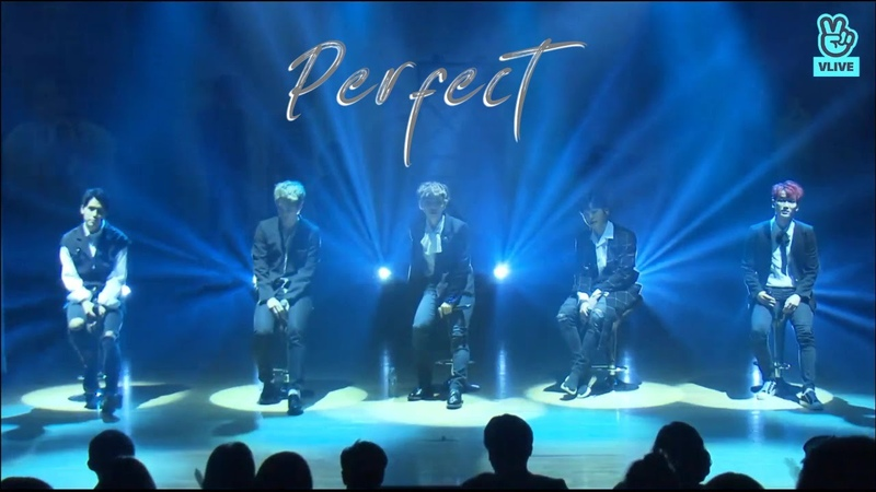 알파벳 AlphaBAT 'Perfect' Ed Sheeran Cover From AlphaBAT COMEBACK Showcase 08 10 2018
