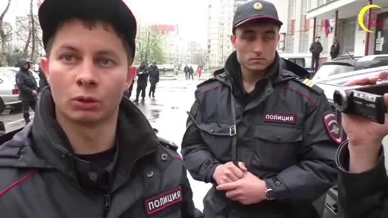 Бесполезный полицейский