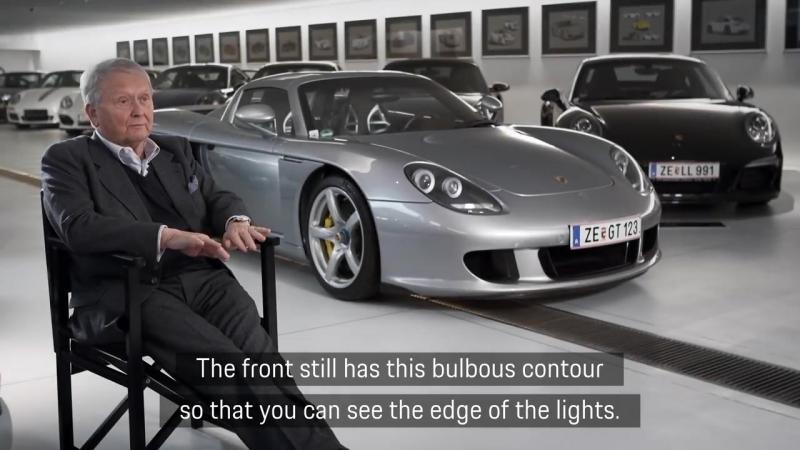 Porsche Top 5 Dr Wolfgang Porsche's most favourite cars