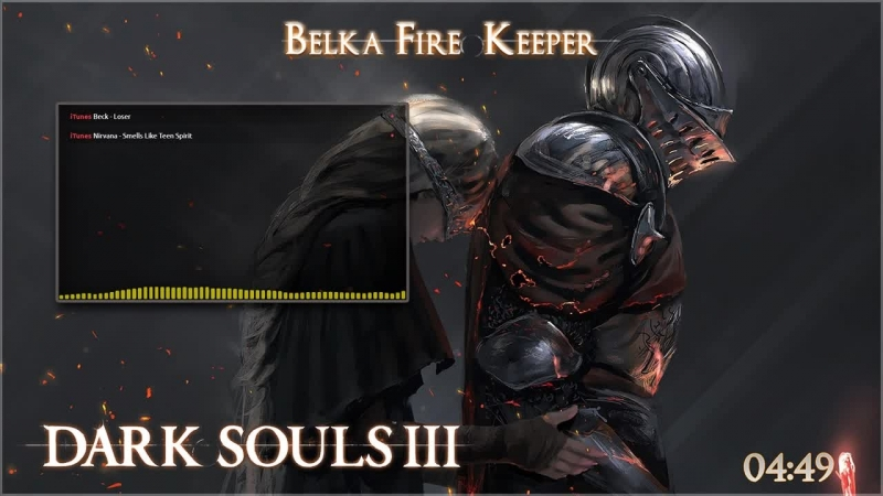 [PC] [NG4] Белка-чародейка (・ω・)つ━☆ [Dark Souls 3] part [3]