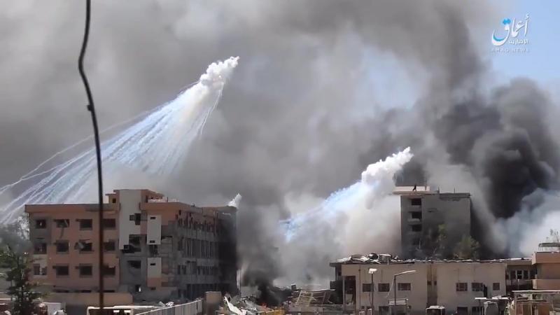 SAD bacaju beli fosfor na civile u Raki,... - Boris Malagurski
