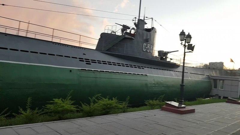 Подводная лодка с56 Владивосток репортаж AlekZ