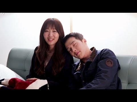 [ENG SUB] 장기용 Jang Kiyong 진기주 Jin Kijoo's Chemistry   'Come and Hug Me' BTS
