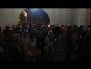 Чин прощения в Покровском соборе пение Стихир Пасхи