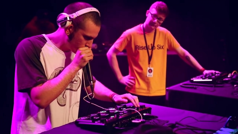 NME vs BALANCE _ Grand Beatbox LOOPSTATION Battle 2018 _ SEMI FINAL