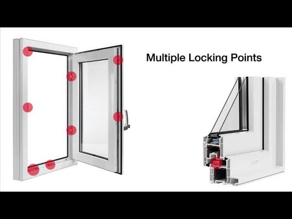 Homeseries Lda uses only REHAU Windows Doors