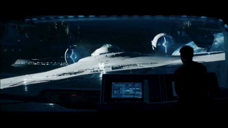 Star Trek Into Darkness: Ending (The Motion Picture Style Re-score and Edit)