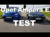 Opel Ampera E Test. Ist der Opel 50.000 Euro Wert Vergleich mit demTesla Model S.