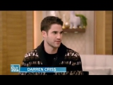 Darren Criss The Assassination of Gianni Versace Interview on Live with Kelly