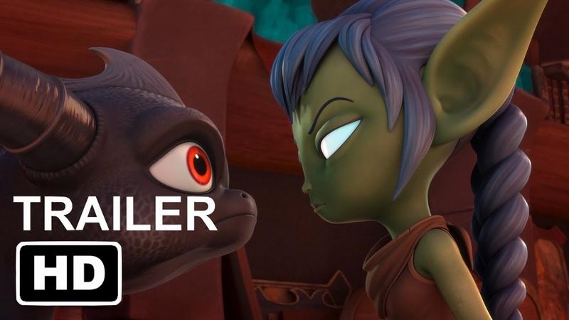 Skylanders Spyros Adventure The Movie - TRAILER 2 (Black Panther TV SPOT Style) FAN-MADE