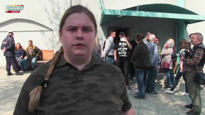 Скандальный фестиваль заблокирован Добровольцами Донбасса Муза непокорных Сахаровский центр